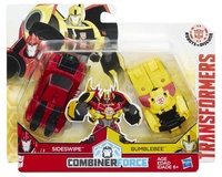Transformers: Robots In Disguise - Crash Combiners - Beeside