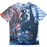 Star Wars Darth Vader Sublimation T-Shirt (Medium) image