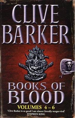 Books Of Blood Omnibus 2 by Clive Barker