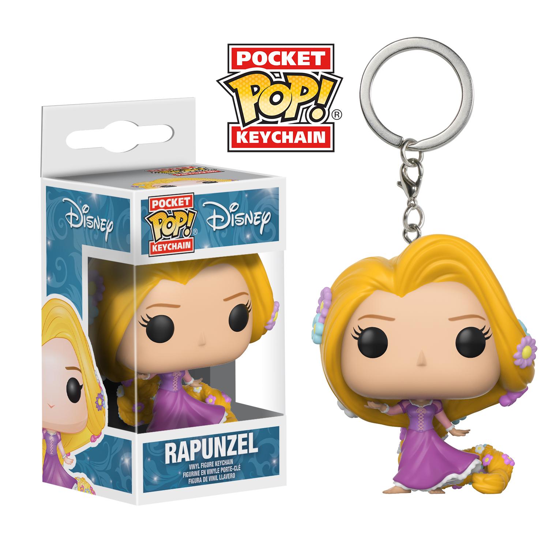 Disney - Rapunzel Pocket Pop! Keychain image