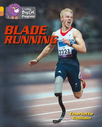 Blade Running by Charlotte Guillain