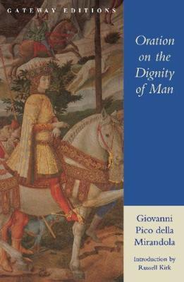 Oration on the Dignity of Man by Giovanni Pico Della Mirandola image