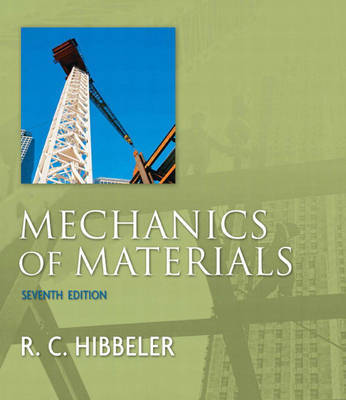 Mechanics of Materials by Russell Hibbeler image