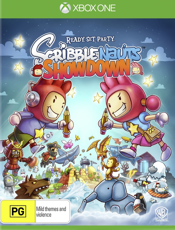 Scribblenauts Showdown for Xbox One