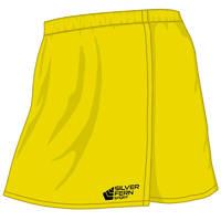 Silver Fern: Netball Skirt - Kids 10 (Gold)