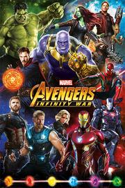 Avengers: Infinity War (727)
