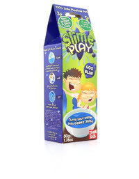 Zimpli Kids Slime Play - Goo Blue
