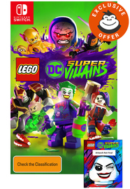 LEGO DC Super Villains for Nintendo Switch