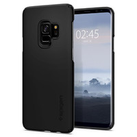 Spigen Galaxy S9 Thin Fit Case Black