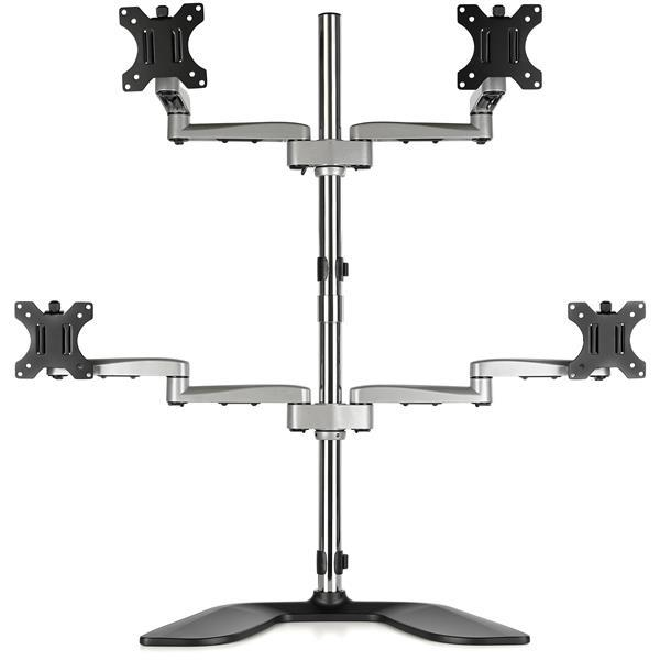 """StarTech Quad-Monitor Stand (32"""")"""