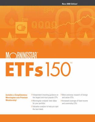 Morningstar ETF 150: 2008 by Morningstar Inc. image