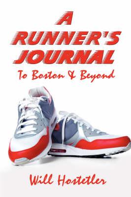 A Runner's Journal by Will Hostetler image
