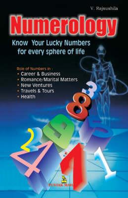 Numerology by V. Rajshushila image