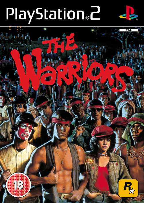 The Warriors for PlayStation 2 image