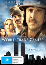 World Trade Center on DVD