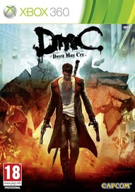 DmC (Devil May Cry) for X360