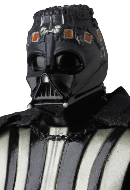 "Star Wars MAFEX Darth Vader 6.75"" Action Figure image"