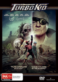 Turbo Kid on DVD image