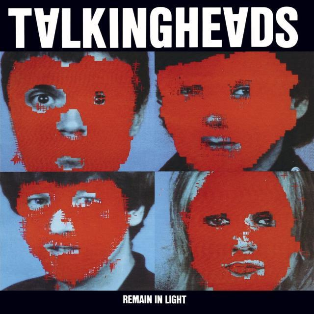 Remain In Light (LP) by Talking Heads image