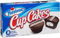 Hostess Chocolate Cupcakes 8pk