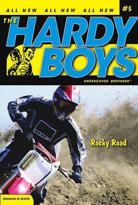 Rocky Road by Franklin W Dixon image