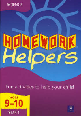 Homework Helpers KS2 Science Year 5 by Tim Franks
