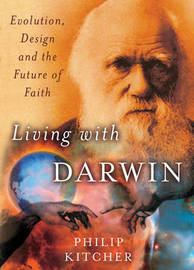 Living with Darwin by Phillip Kitcher image
