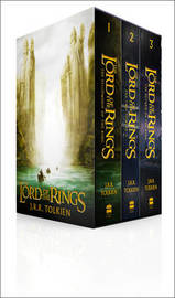 The Lord of the Rings Boxed Set (Film Tie-In) by J.R.R. Tolkien