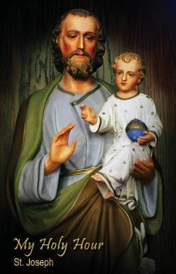 My Holy Hour - St. Joseph by Vikk Simmons image