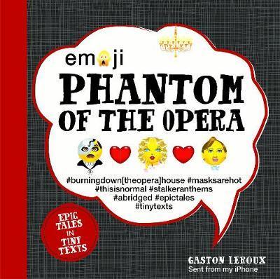 Emoji Phantom of the Opera by Gaston Leroux image