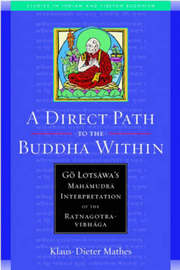 A Direct Path to the Buddha within by Klaus-Dieter Mathes image