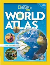 National Geographic Kids World Atlas, 5th Edition by National Geographic Kids