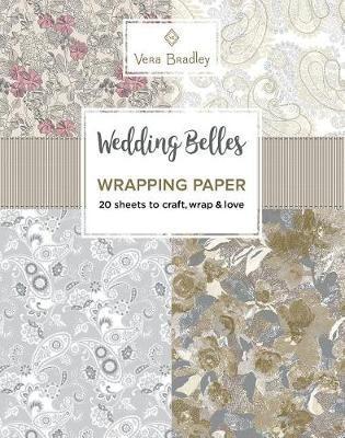 Vera Bradley Wedding Belles Wrapping Paper by Vera Bradley