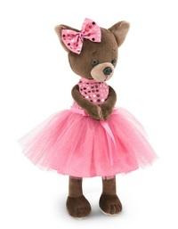 "Lucky Doggy: Lucky Kiki (Crimson) - 17"" Plush Doll"