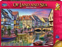 Holdson: 1000 Piece Puzzle - Of Land & Sea (Galerie Paris)