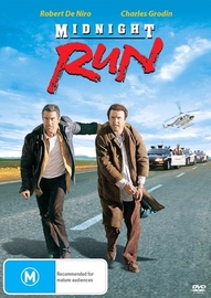 Midnight Run on DVD