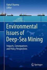 Environmental Issues of Deep-Sea Mining