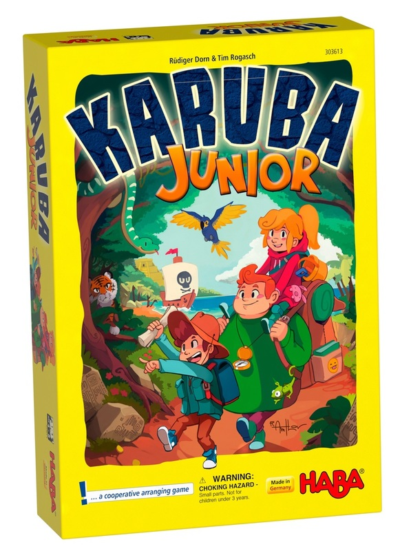 Karuba Junior – Children's Game