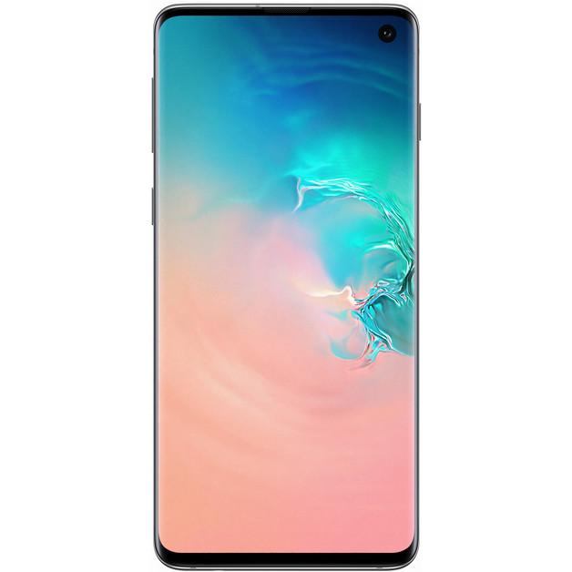 Samsung: Galaxy S10 Smartphone - 8GB + 128GB/Prism White