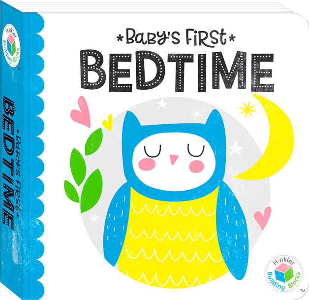 Building Blocks: Neon Babys First - Bedtime Book