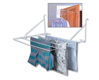L.T. Williams - Overdoor Clothes Airer image