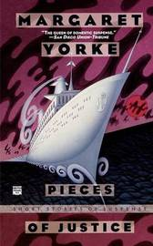Pieces of Justice by Margaret Yorke image