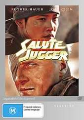 The Salute Of The Jugger on DVD
