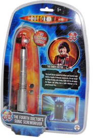 Doctor Who 4th Doctor's Sonic Screwdriver
