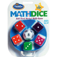 Thinkfun - Math Dice Junior Game