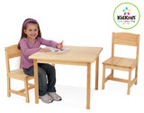 KidKraft - Aspen Table and Chair Set Natural