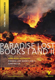 Paradise Lost: York Notes Advanced by Geoff Ridden
