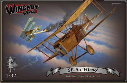 Wingnut Wings 1/32 SE.5A 'Hisso' Model Kit