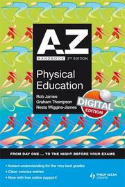 A-Z Physical Education Handbook by Graham Thompson image