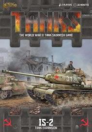 TANKS: Soviet - IS2 / IS85 Tank Expansion